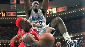 Shaq – one of the best