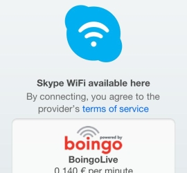 Wi-Fi Skype is coming to iOS devices – CNET News