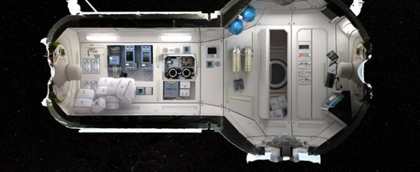 Commercial Space Station to be Ready For Guests by 2016