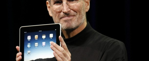 Steve Jobs resigns from Apple, Cook becomes CEO