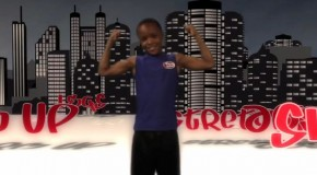 ‪Kid Fitness Video by The WorkOut Kid‬‏ – YouTube