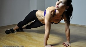 Side Burpees – Exercise Challenge from Zuzana / charliejames1975 of Bodyrock.tv