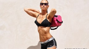 Caught Stripping Fat Workout and Tutorial – Zuzana of Bodyrock.tv