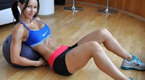 For the Haters Workout – Zuzana of Bodyrock.tv