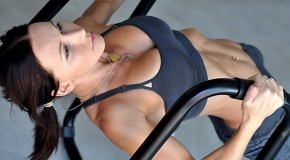 Workout For The Lovers – Zuzana of Bodyrock.tv – Video