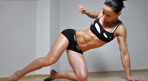 Push Me Workout and Hosting Call from Zuzana of Bodyrock.tv