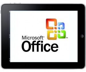 office for the ipad