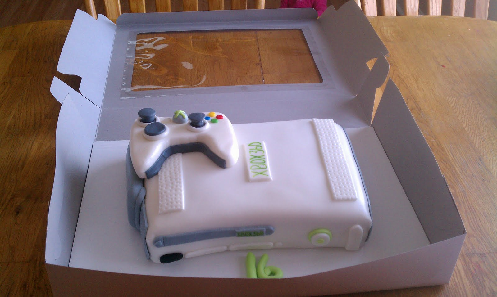 Hy Birthday Xbox 10 Years Old Today The Age Cake