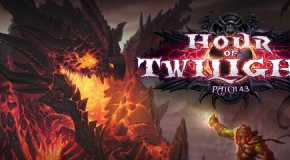 World of Warcraft, Patch 4.3: Hour of Twilight update