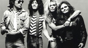 Van Halen Announces 2012 Tour